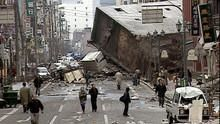 超級地震(下) Mega Quake 節目