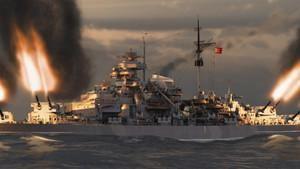 沉沒的俾斯麥戰艦 Who Sank The Bismarck
