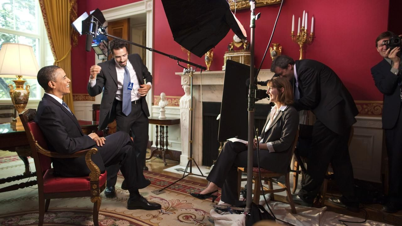 Inside: The Obama White House - National Geographic Channel - Asia