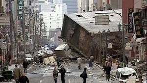 Potężne trzęsienia ziemi