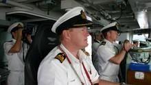 Royal Navy Caribbean Patrol show
