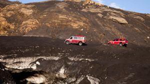 Into Iceland's Volcano