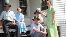 艾米許青少年遊英國 Meet The Amish 節目
