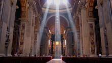 Vatikan'da Yaşam SAYFAYA GİT