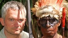 Jakten på kannibalene: Sør i Stillehavet Program