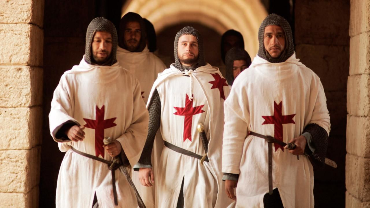 Templars the last stand national geographic channel uk for The knights templat
