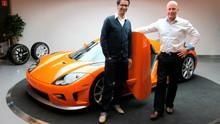 Verslag persreis Koenigsegg Programma
