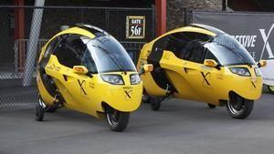 X Prize - pojazdy przyszłości