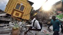 Haiti İçin Umut SAYFAYA GİT