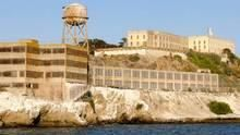 Alcatraz Greatest Escape show