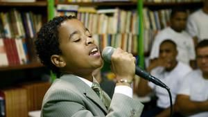 Inside: Pint-Sized Preachers