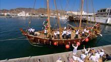 Omani Dhow show