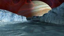 Reise zum Jupiter-Mond Programm