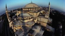 Panasonic presents: The world heritage special: Az antik világ építészeti remekei II: Hagia Sophia film