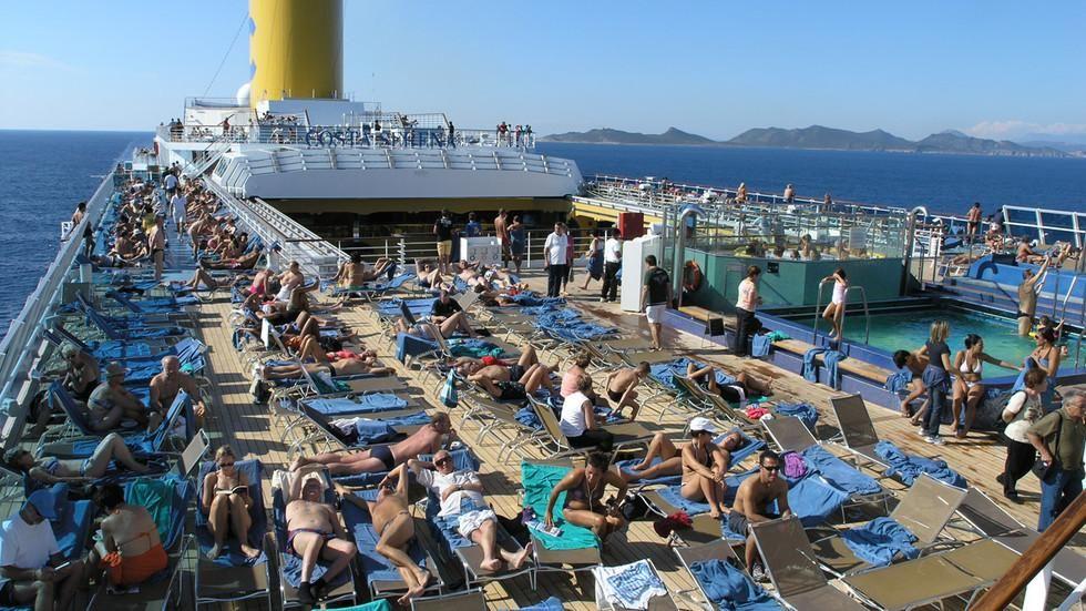 Cruise Ship Diaries
