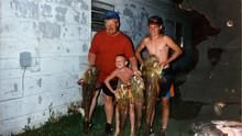 الصيد بيدين عاريتين برنامج