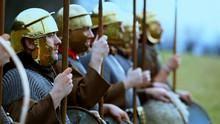 Verbrechen im Römischen Reich Programm