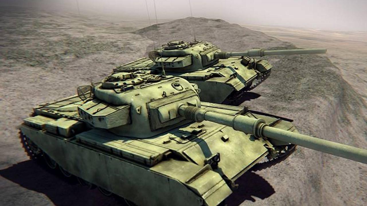 tank batlle