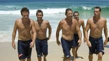 Bondi Rescue show