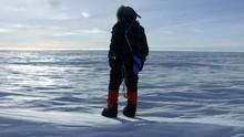 Quer durch die Antarktis Programm