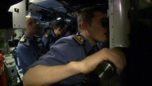 Submarine Patrol show