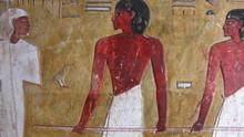 دنیای مردگان مصر برنامه