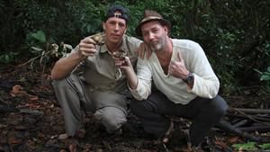 Loslopend Wild! Freek Vonk &amp; Eddy Zoy In Suriname