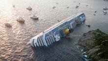 A Costa Concordia tragédiája film