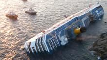 Italian Cruise Ship Disaster: The Untold Stories show