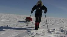 Keresztül az Antarktiszon film