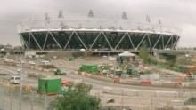 London's Olympic Stadium show