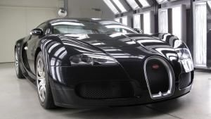 Bugatti Super Car