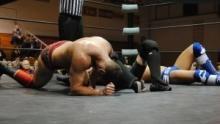 Nos Bastidores do Mundo do Wrestling programa