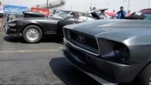 LA Street Racers show