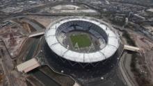 Különleges építmények: A londoni Olimpiai Stadion film