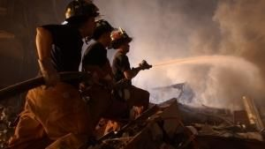 Der 11. September - New Yorks Feuerwehrhelden