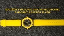 Soutěžte o hodinky NGC! pořad