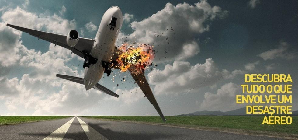 Mayday, Desastres aéreos