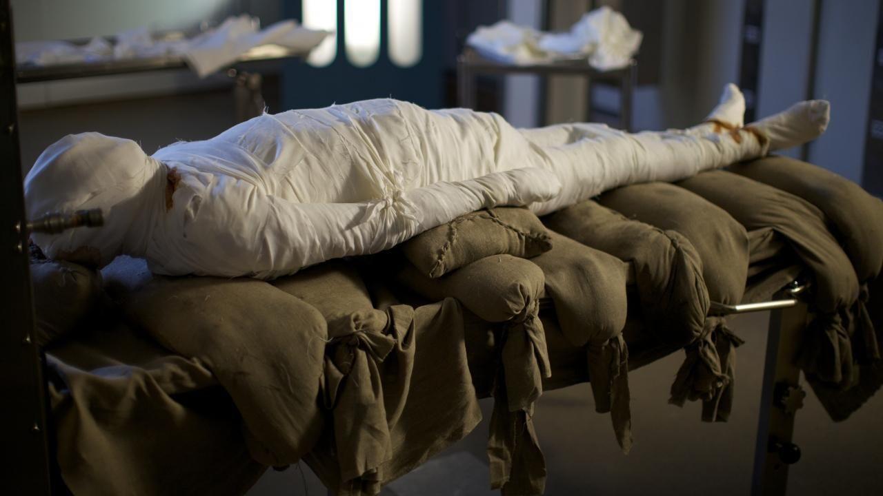 La momie du 21ème siècle affiche
