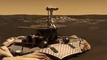 Марсиански роботи Предаване