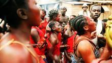 Gabon: The Last Dance show
