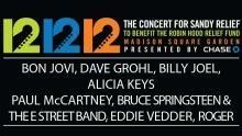 12.12.12 Concert show