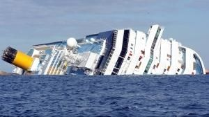 Costa Concordia: Caught on Camera
