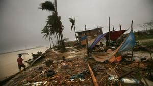 Myanmar's Killer Cyclone