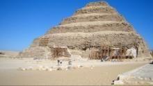 Die Rettung der Pyramide von Sakkara Programm
