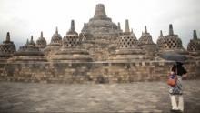Faszination Asien: Die Tempelanlage von Borobudur Programm