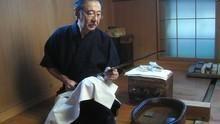 Samurai Sword show