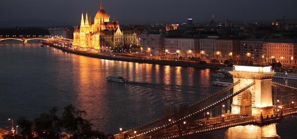 A Duna, Európa gyöngyszeme