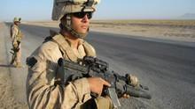 Camp Leatherneck: Helmand Province show