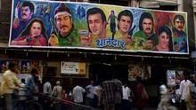 Sunset Bollywood show